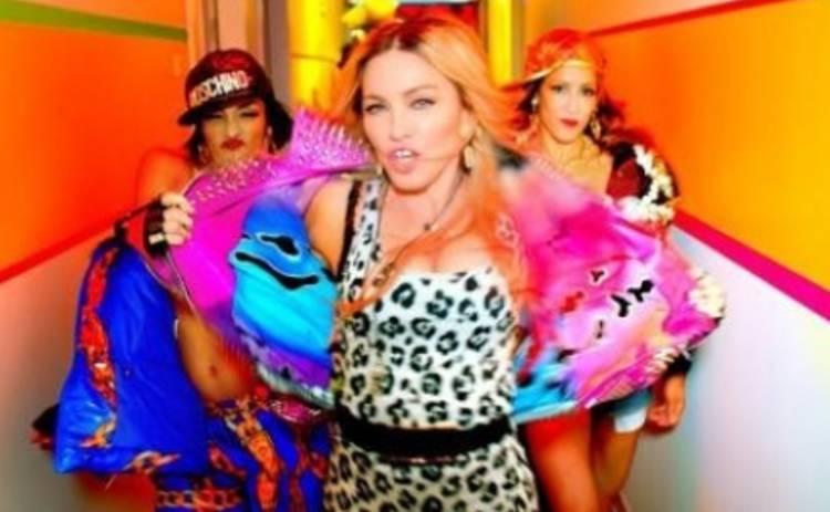 Мадонна: блеск и разврат звездной шоубиз-тусовки в клипе Bitch I'm Madonna (ВИДЕО)