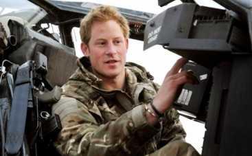 Принц Гарри бросил армию ради слонов