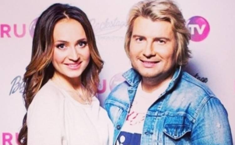 Николай Басков показал постельное фото с невестой