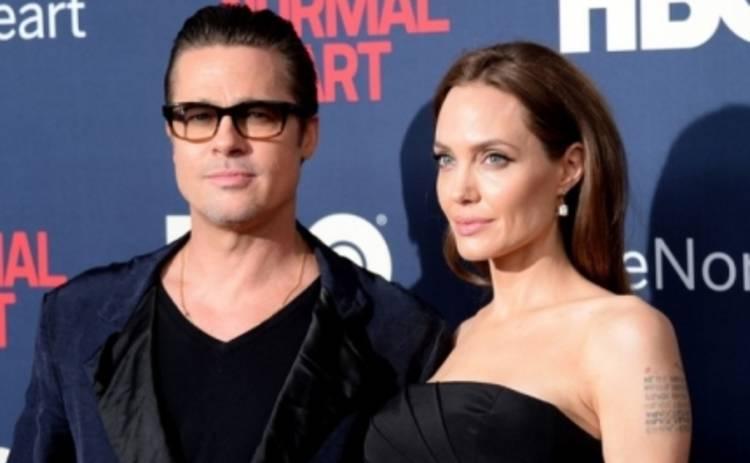 Брэд Питт и Анджелина Джоли на грани развода - СМИ