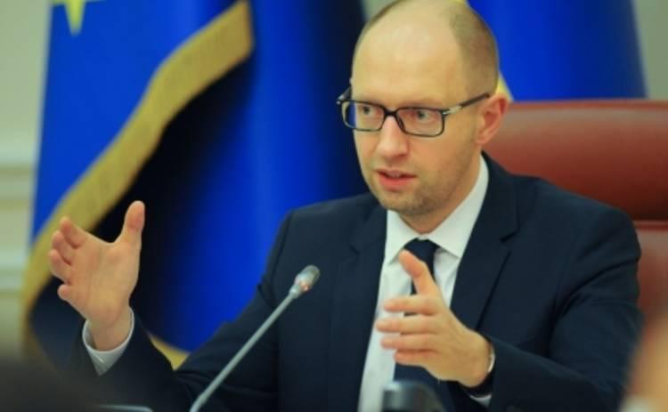 Арсений Яценюк: в Украине снимут фильм об оккупации Крыма