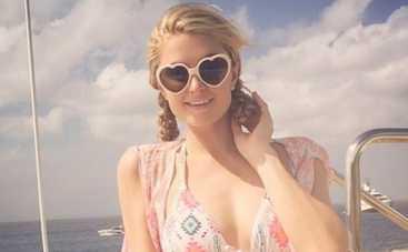 Пэрис Хилтон пережила авиакатастрофу (ВИДЕО)