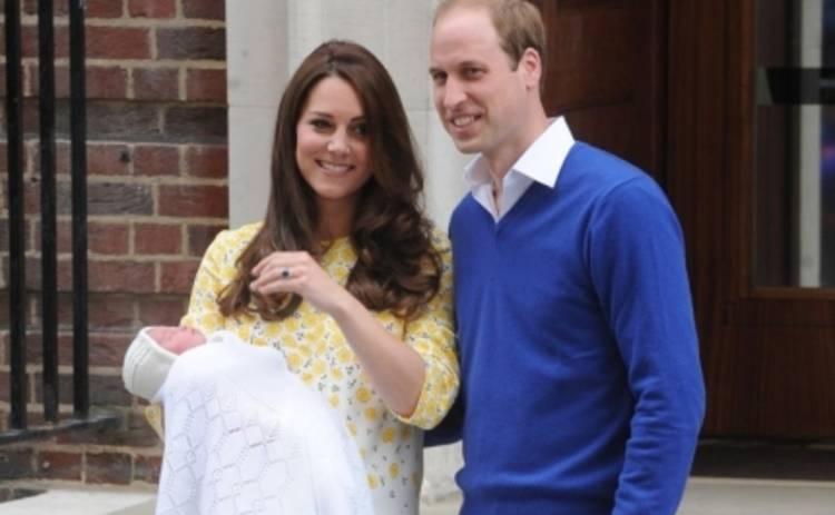 Кейт Миддлтон и принц Уильям готовят крестины принцессы Шарлотты