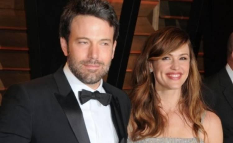 Бен Аффлек и Дженнифер Гарнер отпраздновали 10-летие брака и решили развестись