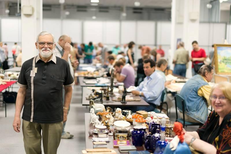 Выставка-ярмарка антиквариата и искусства
