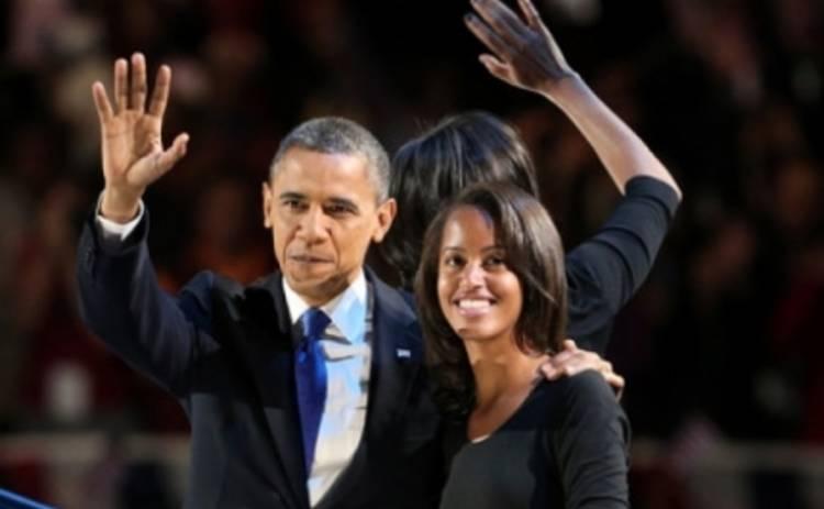 Барак Обама: дочь президента снова работает над сериалом
