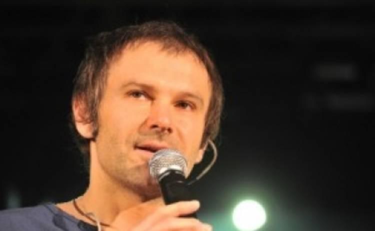 Святослав Вакарчук рассказал о своей молодости