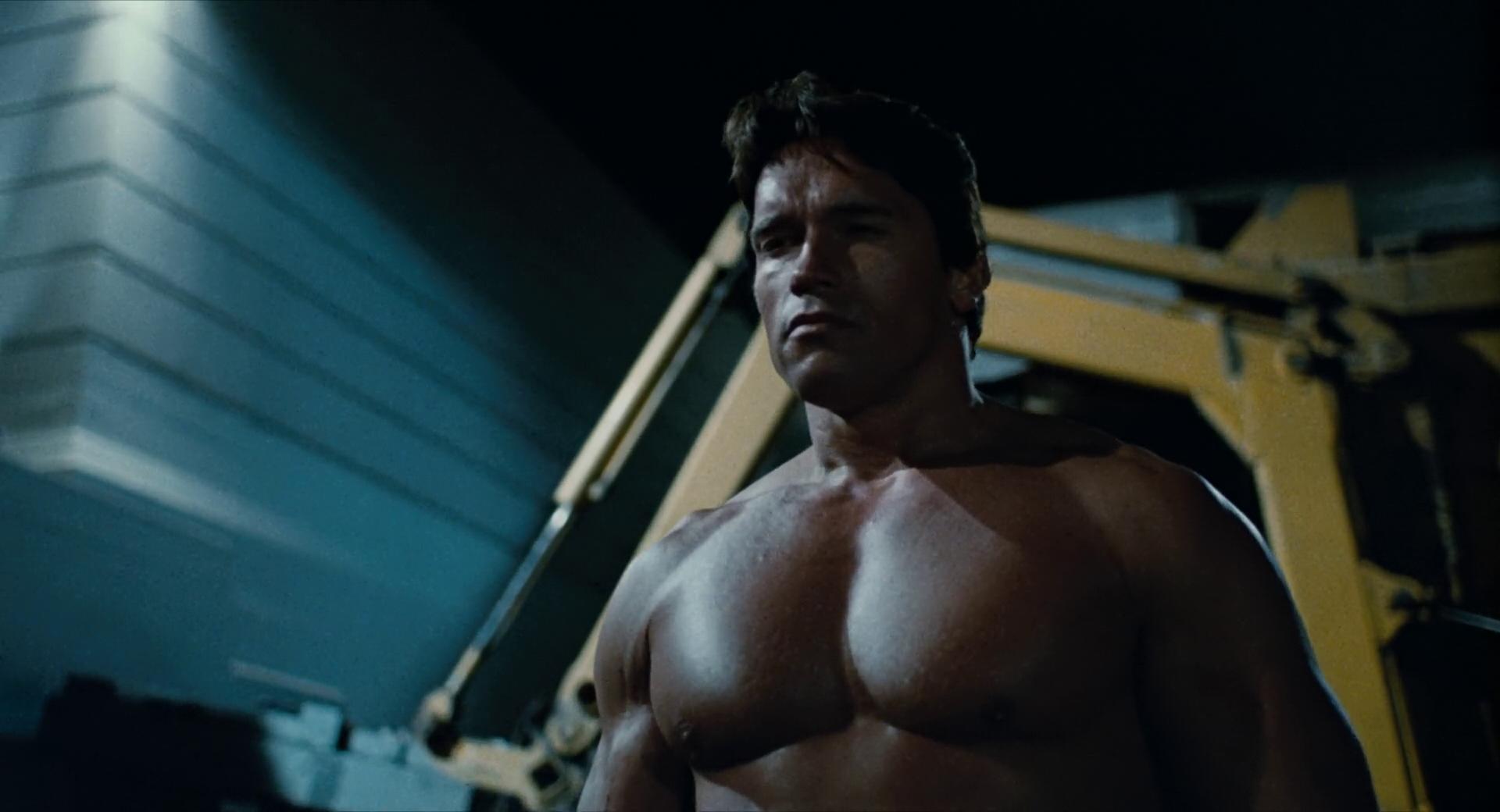 Кадр из фильма Терминатор: Генезис
