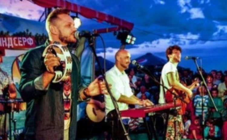 Группа Авиатор отыграла УЛЕТный концерт на пляже (ФОТО)