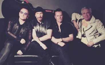 Группа U2 спела для экс-президента Израиля (ВИДЕО)