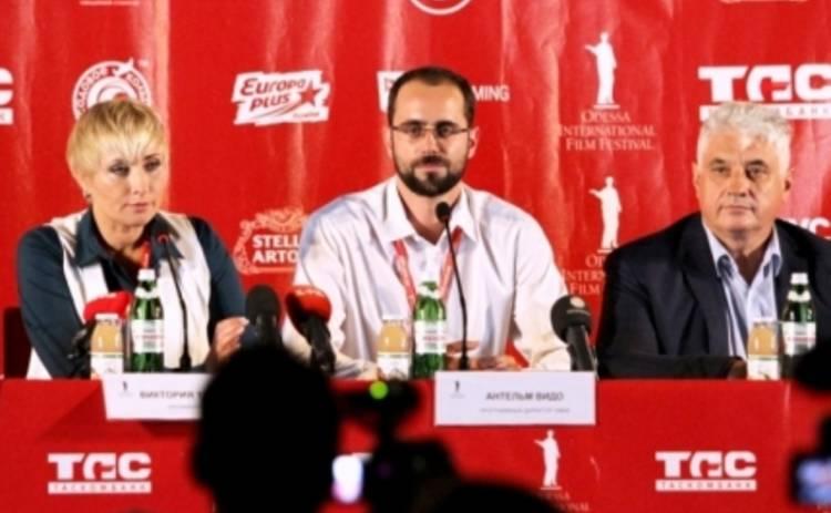 Одесский кинофестиваль 2015: программа открытия