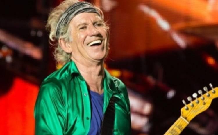 Кит Ричардс из The Rolling Stones представил сольный проект