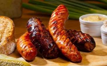 Все буде смачно: рецепт домашних колбасок от Игоря Мисевича — 11.07.2015 (ВИДЕО)