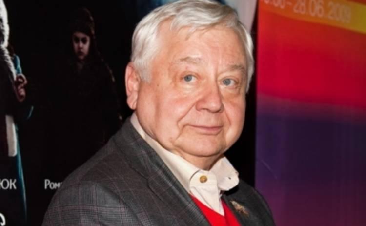 Олег Табаков: хроника скандала, вызванного оскорблением украинцев