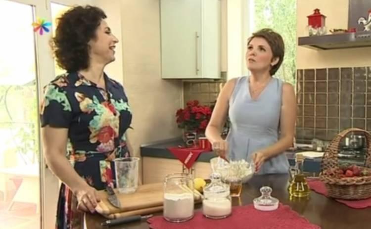 Летние рецепты: клубничный пирог Кростата (ВИДЕО)