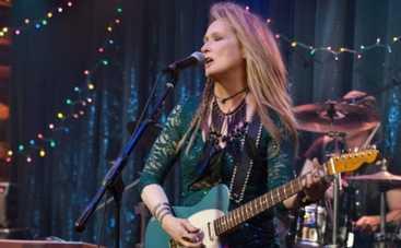 Мерил Стрип: отвязная рок-звезда в Рики и Флэш (ВИДЕО)
