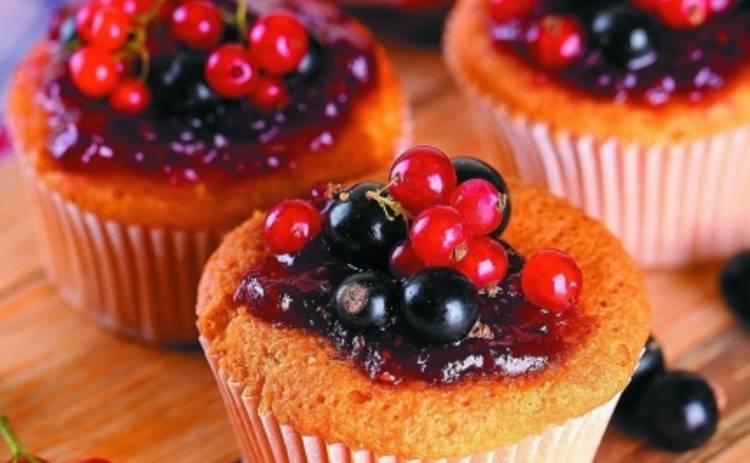Летние рецепты: блюда из ягод (ФОТО)