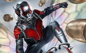 Человек-муравей: супергерой под микроскопом (ВИДЕО)