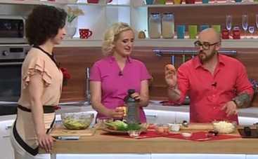 Летние рецепты: запеканка из кабачков от Винченцо Барба
