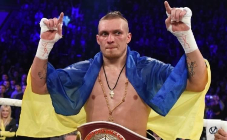 Александр Усик будет драться с Джонни Мюллером в Киеве
