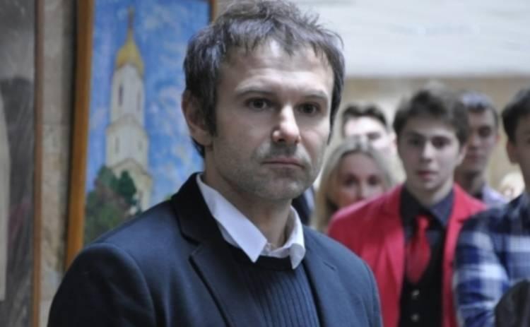 Святослав Вакарчук вычислил трехглавого дракона