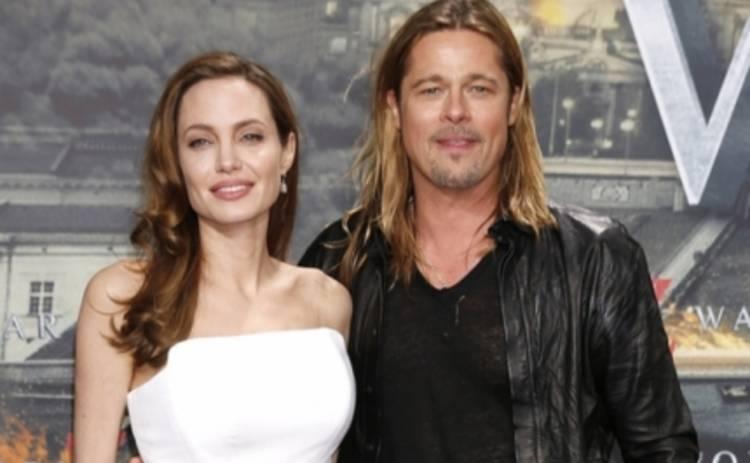Анджелина Джоли и Брэд Питт прививают детям любовь к книгам (ФОТО)