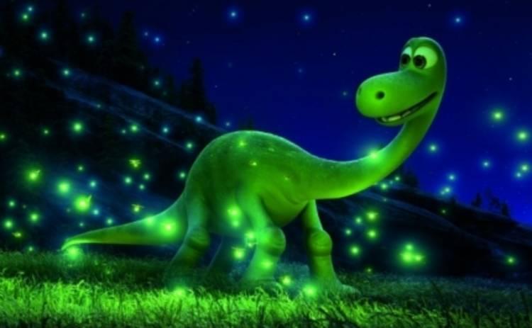 Добрый динозавр: новый трейлер мультфильма от Пиксар (ВИДЕО)