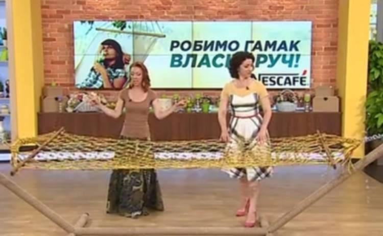 Все буде добре: схема плетения гамака от Ольги Волковой (ВИДЕО)