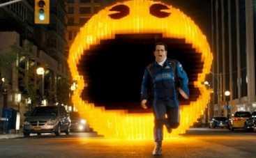 Кинопремьеры недели: Пиксели, Бумажные города, Гороскоп на удачу и Переправа