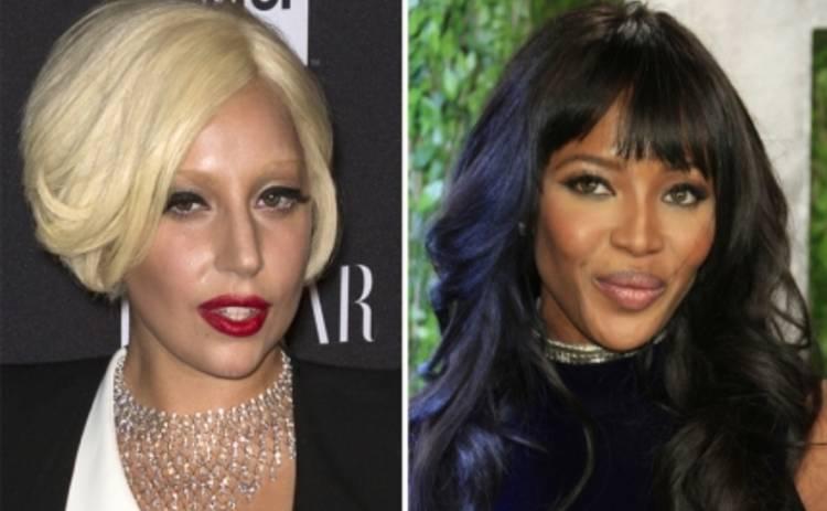 Леди Гага запугает Наоми Кэмпбелл в Американской истории ужасов