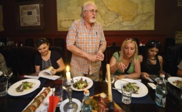 Львов: традиционная галицкая кухня