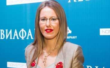 Ксения Собчак думает эмигрировать из России