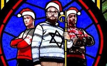 Ночь перед Рождеством: трейлер с Сетом Рогеном (ВИДЕО)