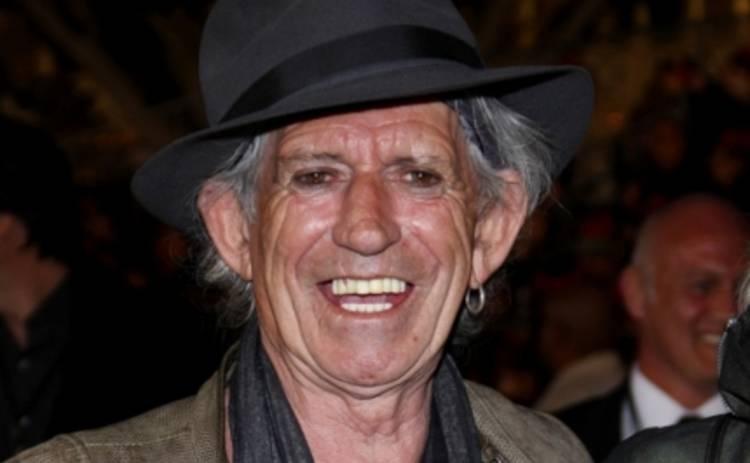 Кит Ричардс из The Rolling Stones не скрывает, что любит марихуанну