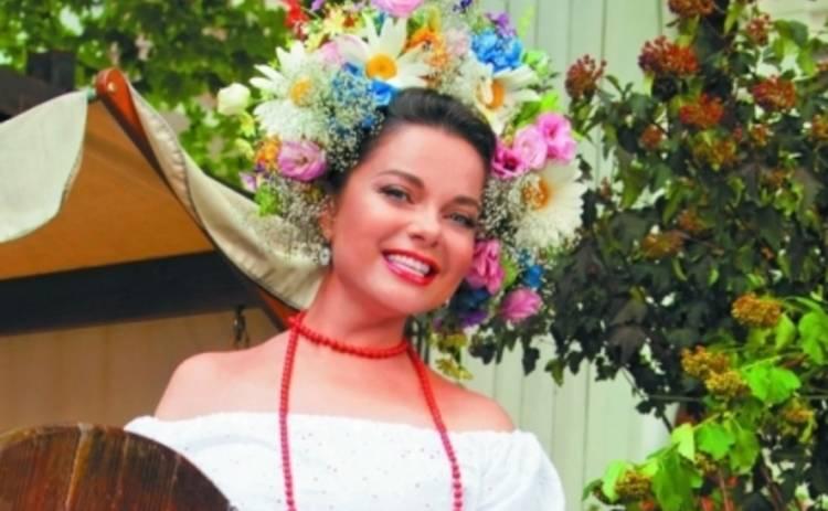 Наташа Королева проводит летний отпуск в Киеве (ФОТО)