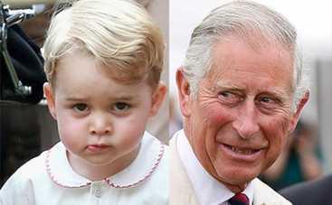 Принц Джордж получил от деда подарок за 18 000 фунтов (ФОТО)
