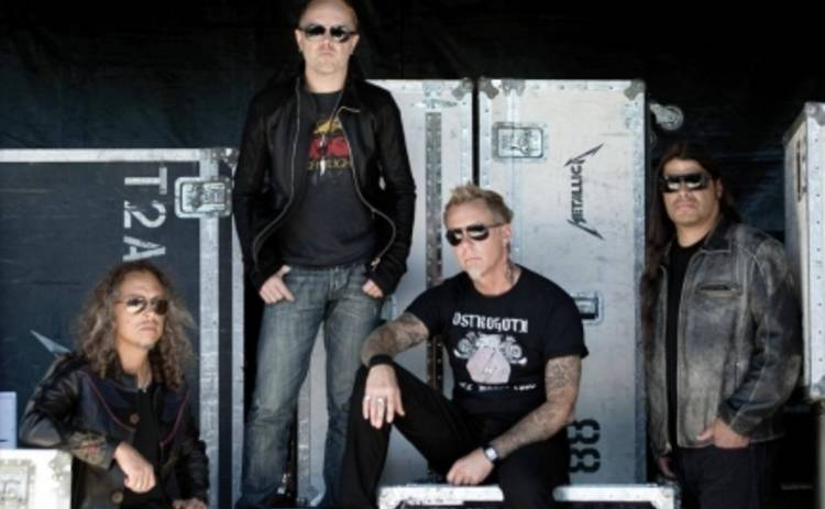 Metallica воплотится в адски-веселых картинках