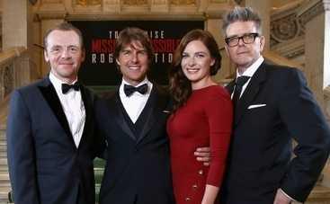 Миссия невыполнима 5: звезды посетили премьеру в Нью-Йорке (ФОТО)