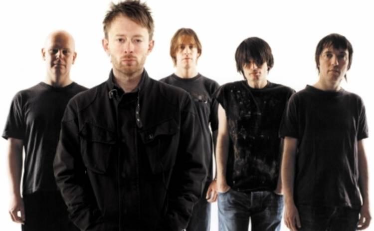 Radiohead хотят подружиться с Джеймсом Бондом