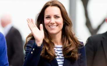 Кейт Миддлтон стала царицей морей