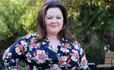 Мелисса МакКарти выпустила идеальные джинсы для толстушек