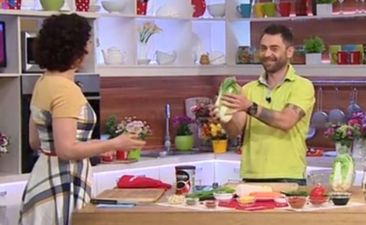 Все буде добре: рецепт острой капусты кимчи от Сергея Калинина