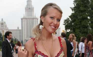 Ксения Собчак работает у Коломойского