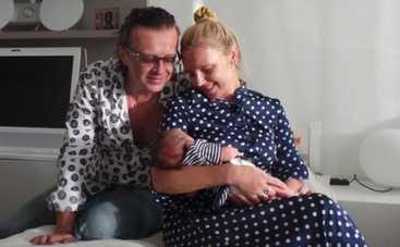Рома Жуков снова стал отцом