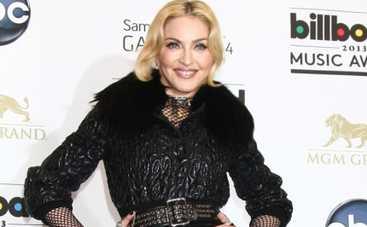 Мадонна показала ретро-снимок с бывшим мужем (ФОТО)
