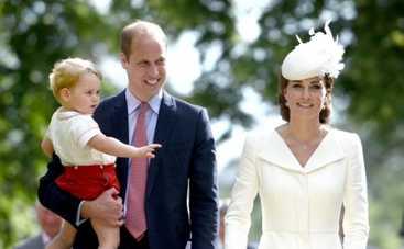 Кейт Миддлтон и Принц Уильям попросили папарацци не преследовать их детей