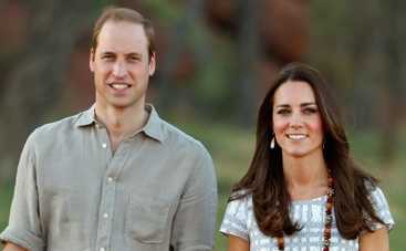 """Кейт Миддлтон и принц Уильям """"побили горшки"""""""