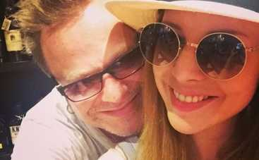Наталья Подольская и Владимир Пресняков снялись у Бадоева