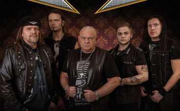 Хэви-металл группа U.D.O. даст концерт в Киеве
