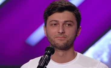Х фактор 6: на шоу споет грузинский футболист (ВИДЕО)